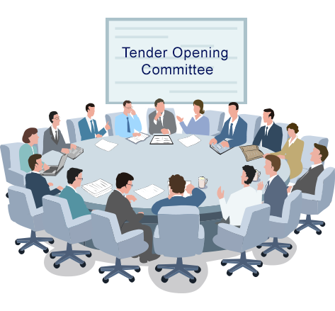 Tender Opening Management