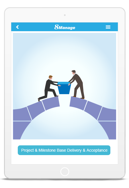 Project & Milestone Base Delivery & Acceptance Mgmt